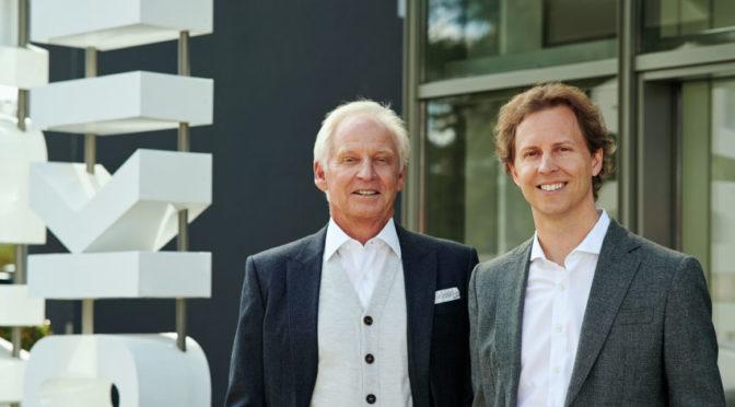 Generationswechsel – Florian Sieber wird CEO der Simba Dickie Group