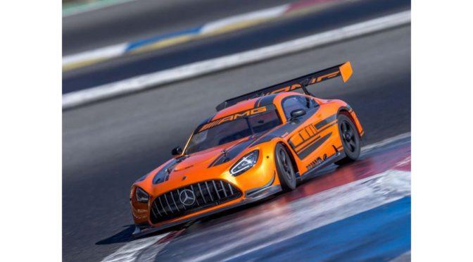 Jetzt mit Brushless – INFERNO GT2 1/8 RACE SPEC 2020 Mercedes-AMG GT3