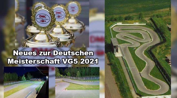 Deutsche Meisterschaft VG5 2021 für September beim AMC-Mühlau geplant
