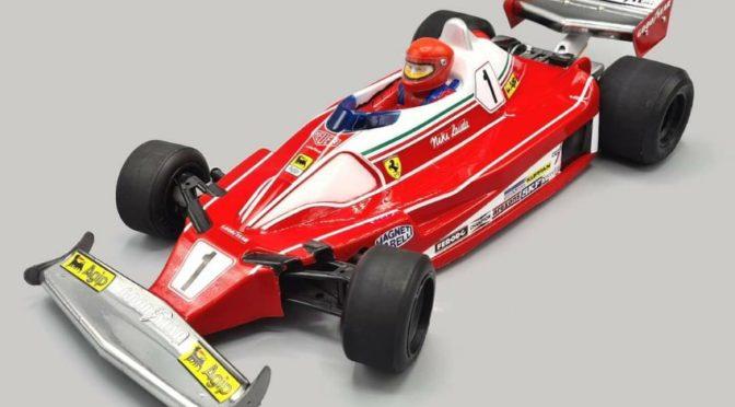 "Ferrari T2 ""Niki Lauda"" von Fenix Racing"
