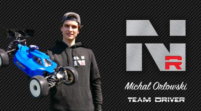 Nemo Racing – Michal Orlowski neuer Teamfahrer für Offroad 1/8