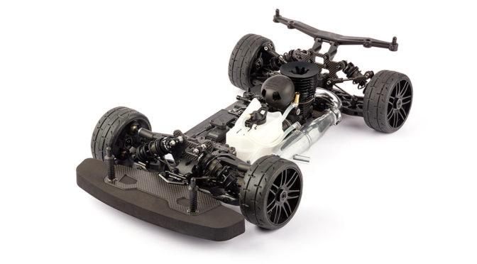 WRC Racing präsentiert den GT4.1