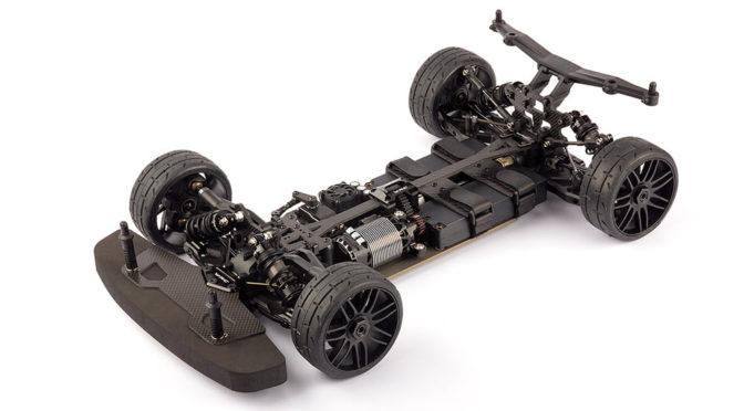 WRC GT4E.1 – Ein neuer Elektro 1/8 GT