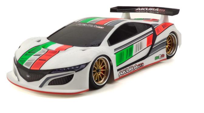 Akura GT3 1/10 von Mon-Tech Racing