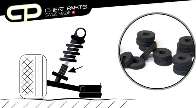 Bump Stops von Cheat Parts