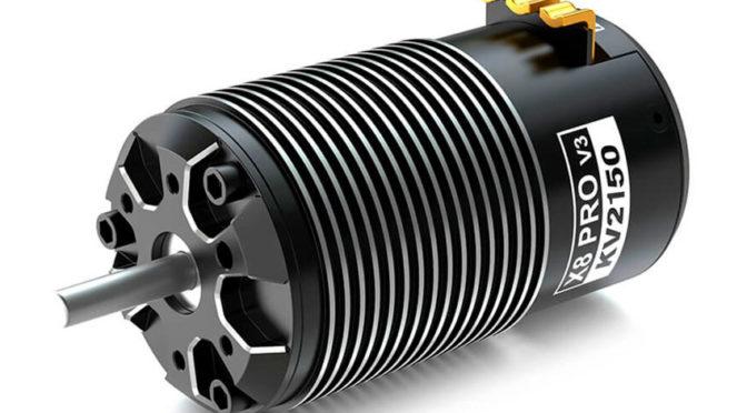 SkyRC Toro Brushless Motor X8 Pro V3 für 1/8 Offroad