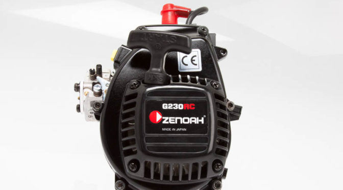 Zenoah G230RC Motor 23ccm