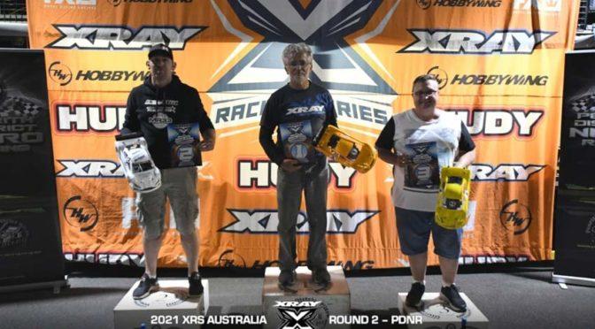 Zarb siegt bei der XRS Australia Round 2