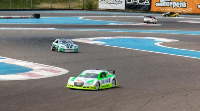 Das Ostmasters und GT-Rennen ist zu Gast bei den Speedracern