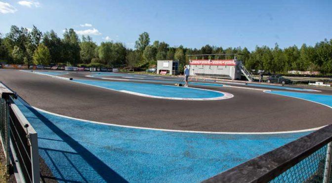 Warm-up zur Deutschen Meisterschaft EGTW auf dem Motodrom Bernau