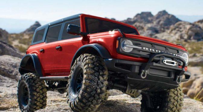 Traxxas bringt den TRX-4 2021 Ford Bronco