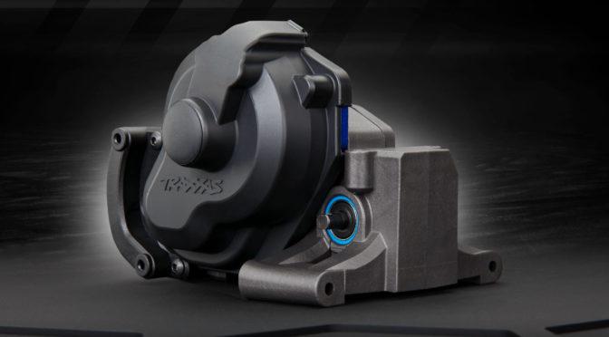 Pro Series Magnum 272R Getriebe von Traxxas für den Drag Slash