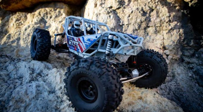 Axial® RBX10™ Ryft™ 1/10 Scale 4WD Kit