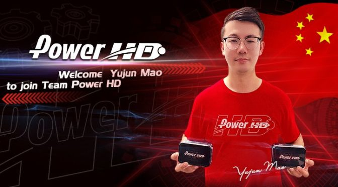 Yujun Mao wechselt zum Team Power HD