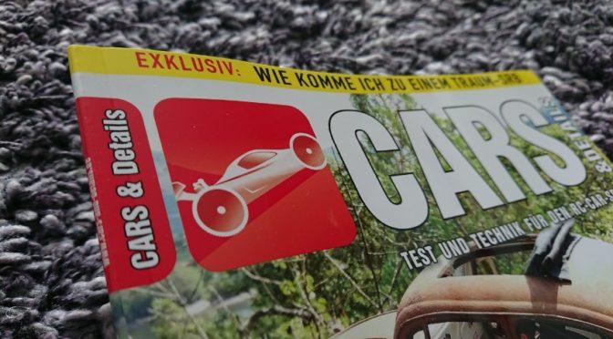 """Die dritte Ausgabe des Jahres 2021 der """"Cars & Details"""" ist erhältlich!"""