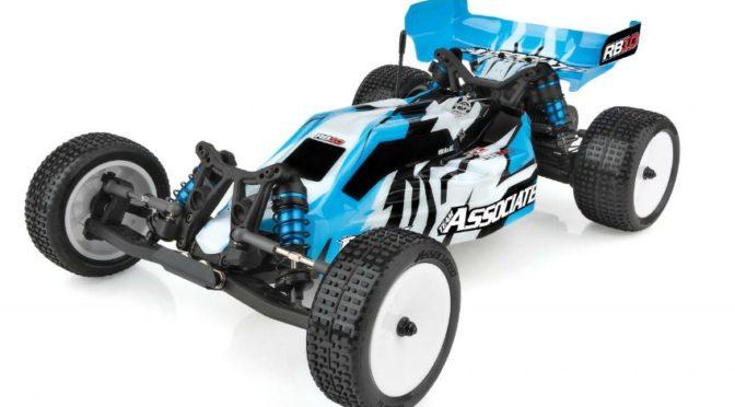 Von Team Associated – RB10 Ready-to-Run Race Buggy
