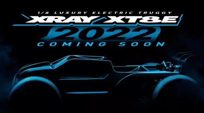 Xray XT8E'22 kommt bald