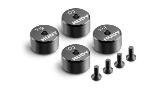 HUDY – Universelle Gewichte