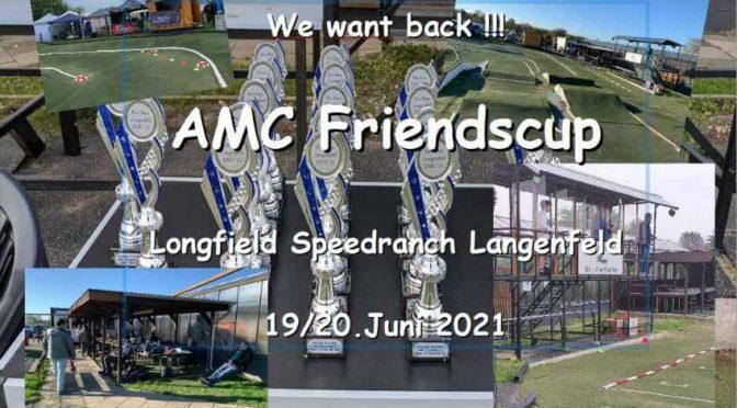 Der AMC Langenfeld lädt zum FriendsCup