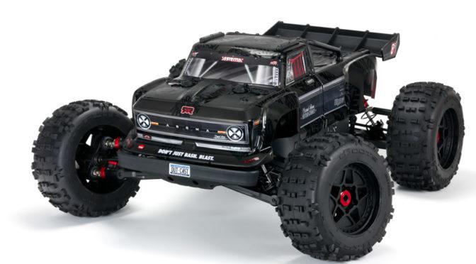 ARRMA® OUTCAST™ 1/5 4WD Extreme  Bash Stunt Truck Roller