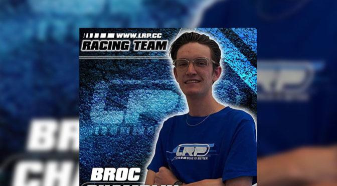 Broc Champlin wechselt zu LRP
