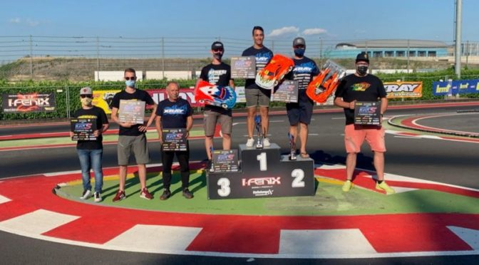 Coelho mit Doppelsieg beim GT Series Race 1 in Italien