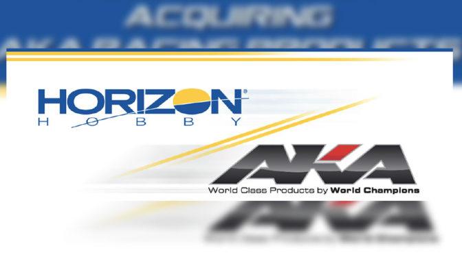 Horizonhobby erwirbt AKA Products Inc.