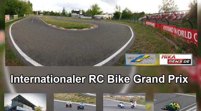 Internationaler RC Bike Grand Prix in Leipzig 2021