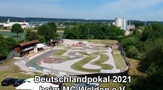 Deutschlandpokal 2021 auf dem Fuchstalring