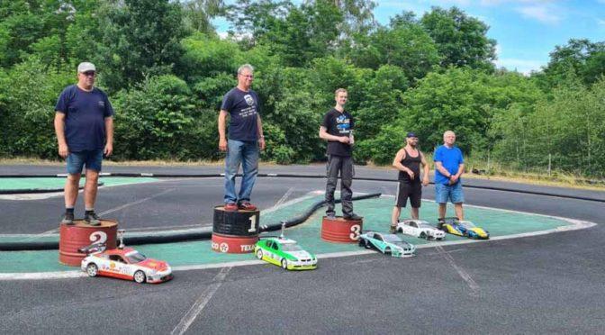 Vereinsmeisterschaft – Lauf 1 beim AMC Senftenberg