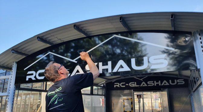 Tolle Nachrichten – RC-Glashaus öffnet wieder