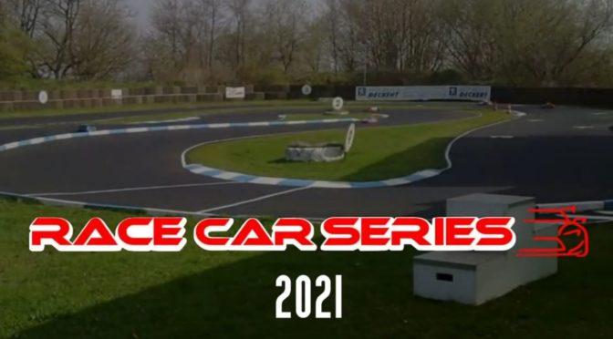 Start der Race Car Serie 2021 beim MAC-Saar