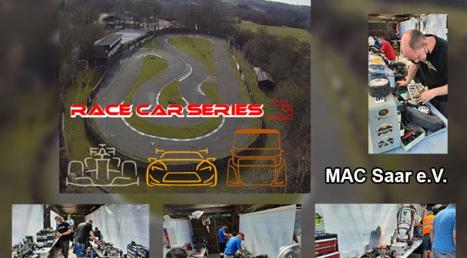 Die Race Car Series startet beim MAC Saar e.V.