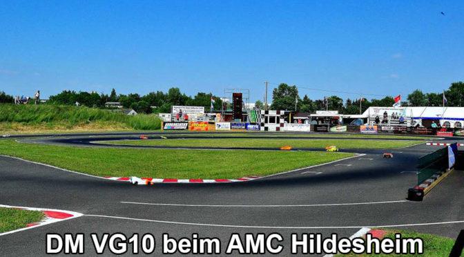 Es kann genannt werden – Deutsche Meisterschaft VG10 beim AMC-Hildesheim