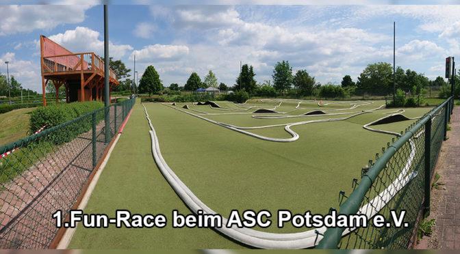 1.Fun-Race 2021 beim ASC-Potsdam e.V.