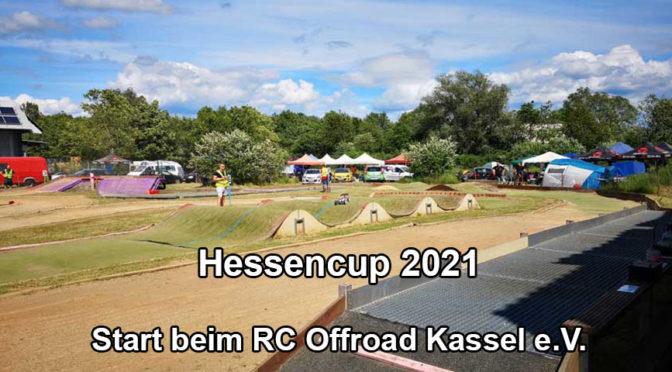 Der RC Offroad Kassel e.V. lädt zum Start in die Hessencup Saison 2021 ein