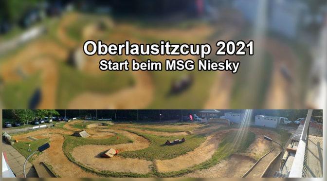 Oberlausitzcup 2021 – Start beim MSG Niesky