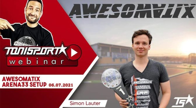 Simon Lauter im Webinar bei Tonisport
