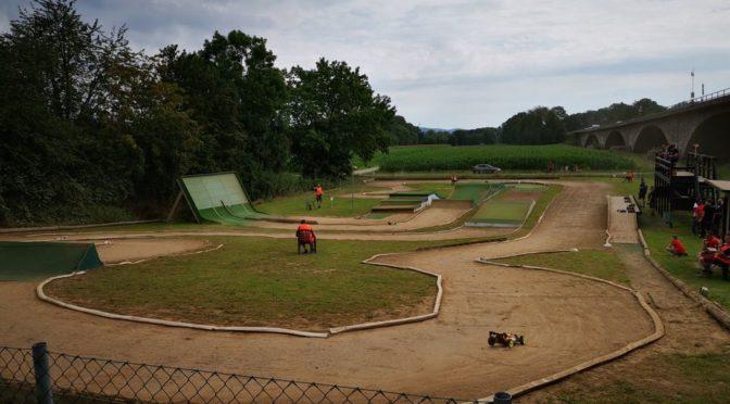 1. ECN-Lauf 2021 beim WOP Bad Oeynhausen