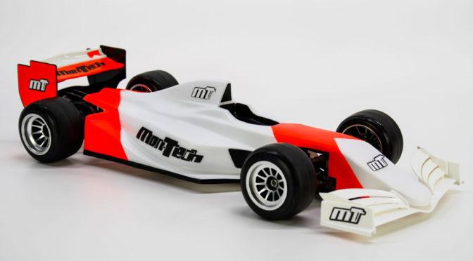 F22 Formel Karosserie von Mon-Tech Racing