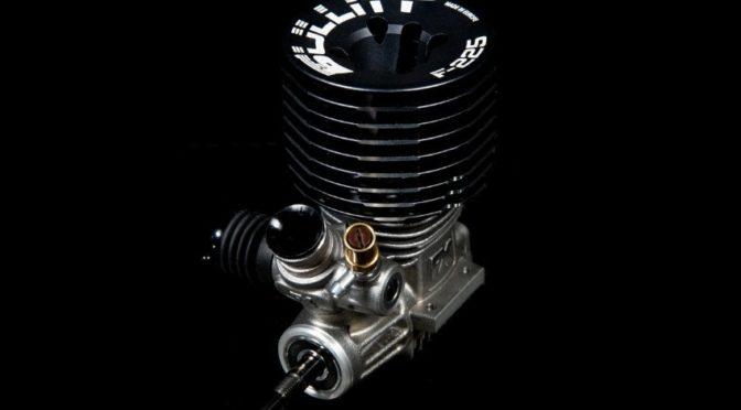 Bullitt F-225 – 1/8 Buggy Motor