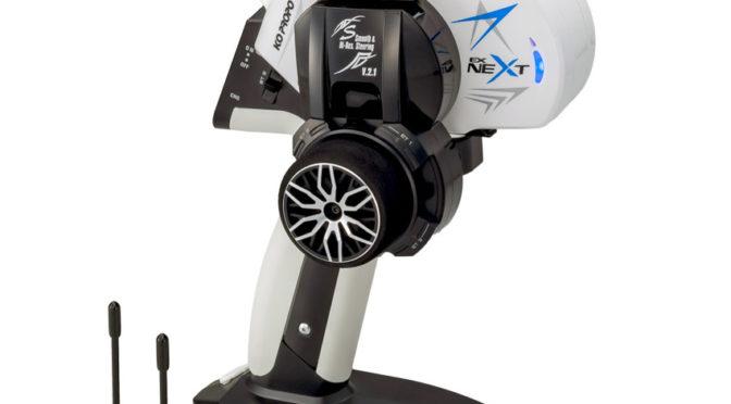 KoPropo EX-NEXT LDT mit KR-420XT Empfängern Short