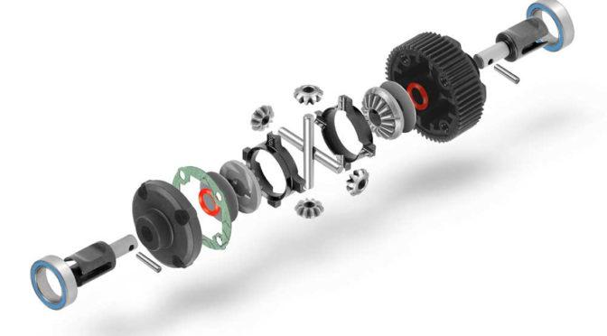 XB2 Active Differential von Xray