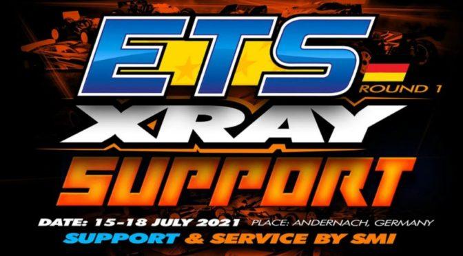 SMI bietet Service und Produktsupport beim ETS R1 in Andernach