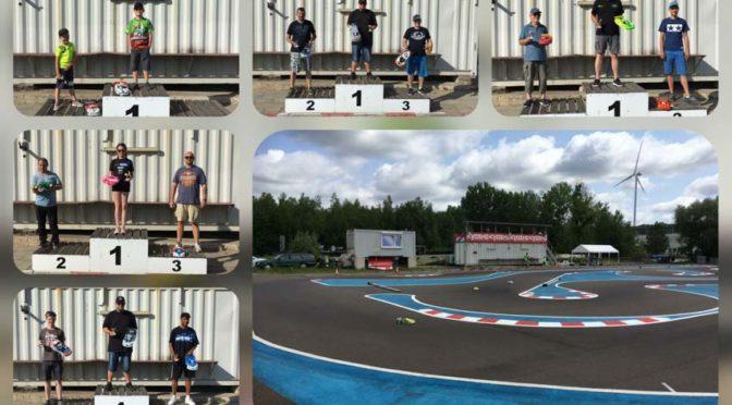 Dritter Lauf der BTM beim RC-Speedracer