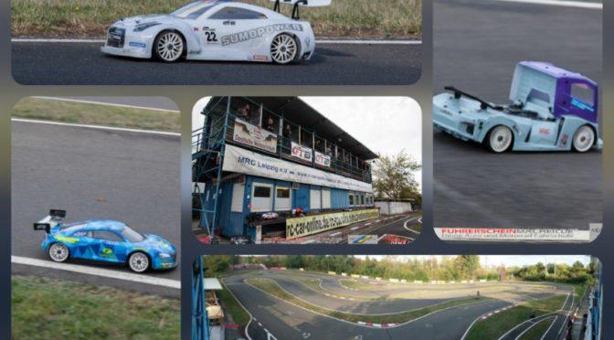 SK-Lauf und WarmUp zum Deutschlandpokal GT8 in Leipzig