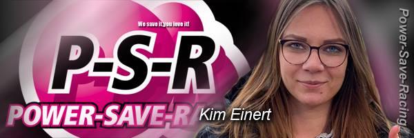 Power-Save-Racing begrüßt Kim Einert im Team