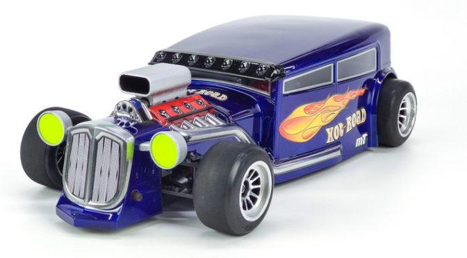 Hot Road 1/10 Karosserie von Mon-Tech Racing
