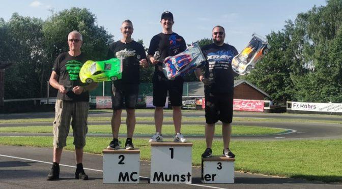 SK Lauf GT beim MC Munster
