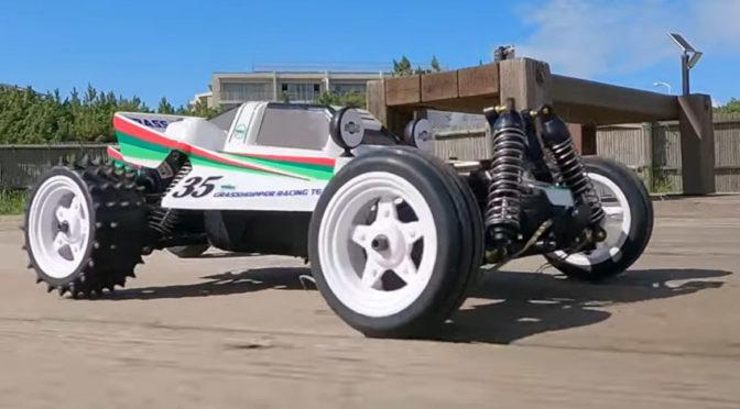 Ein neues RC Modell von Tamiya – Grasshopper mal anders?